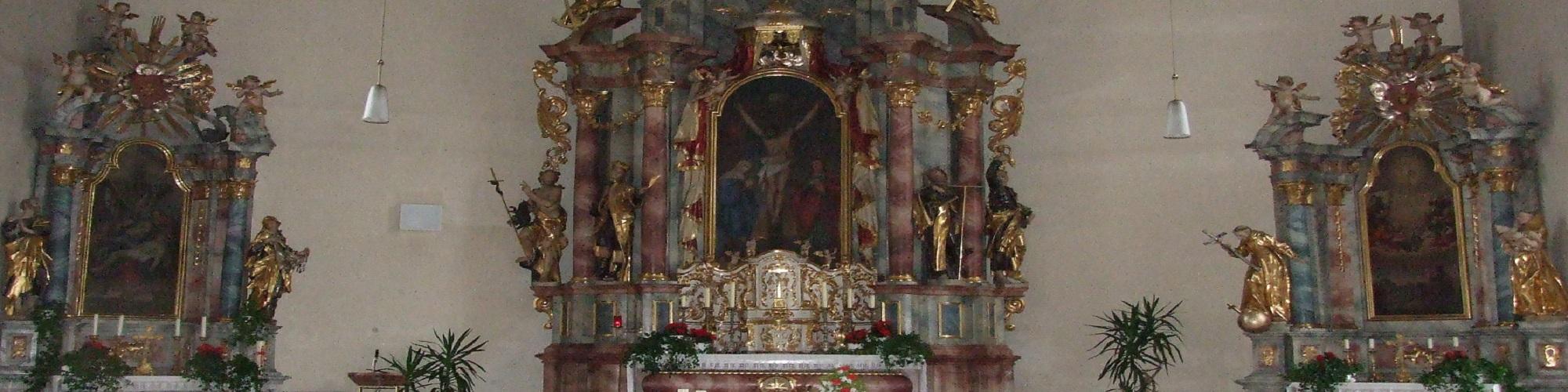 Oberweißenbrunn St. Antonius