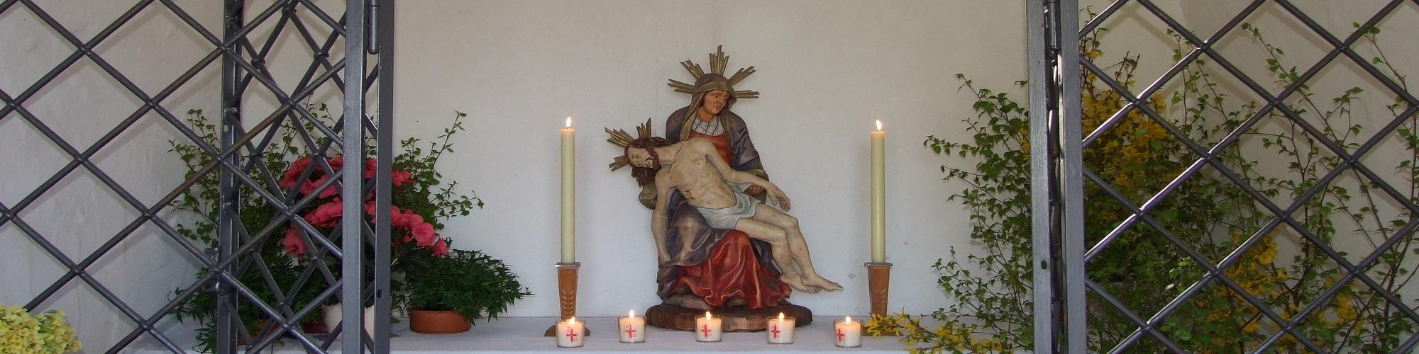 Madonna in Oberweißenbrunn